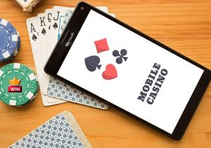 Spela på mobilcasino