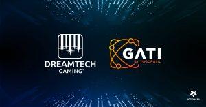 DreamTech Gaming blir medlem i Yggdrasil Gaming's YG Masters-program!