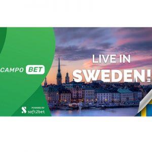 CampoBet från Soft2Bet gör debut i Sverige!